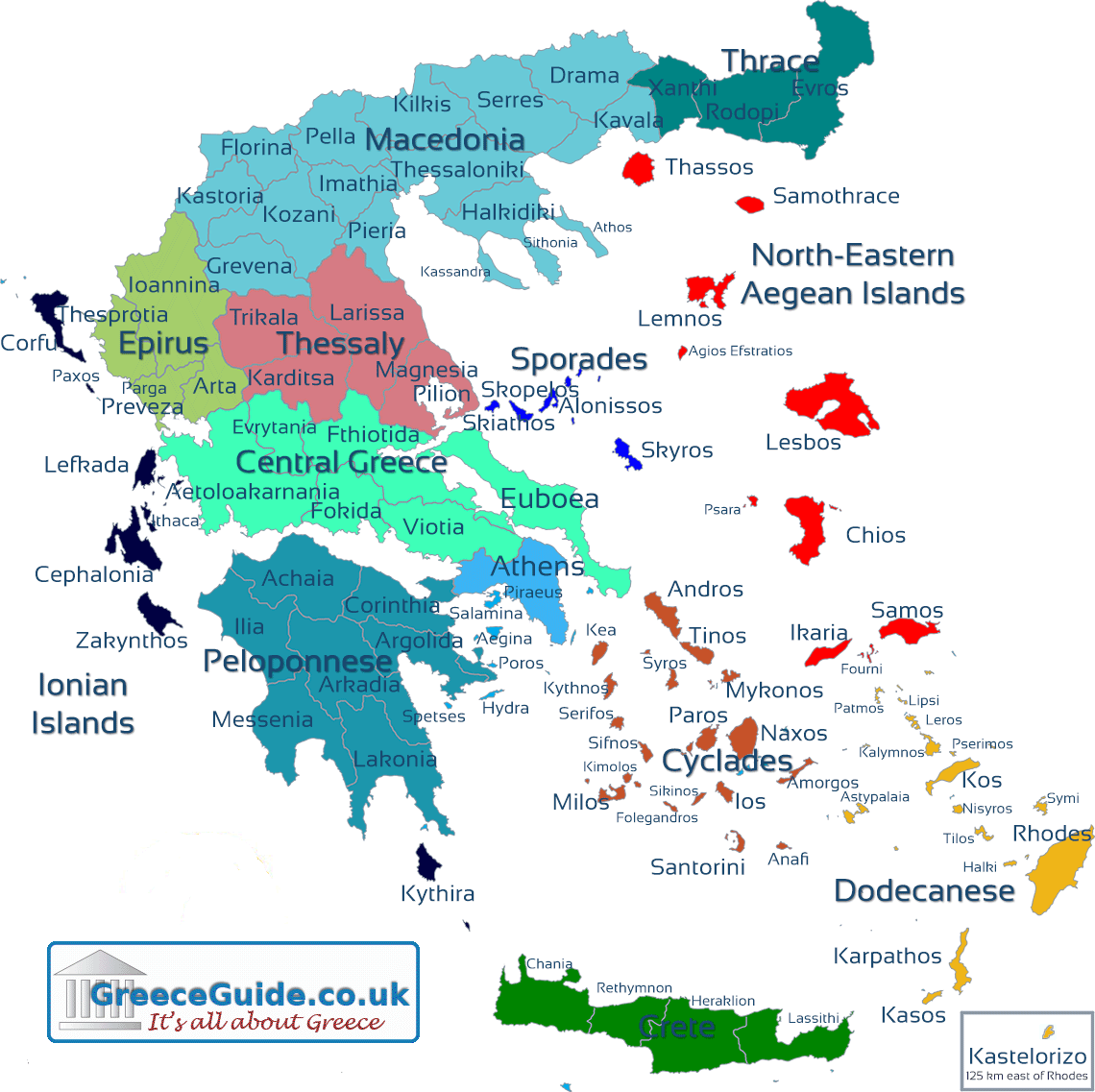 Greece Guide Co Uk It S All About Greece