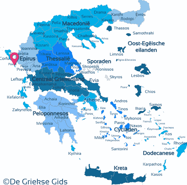 Map of Paxos