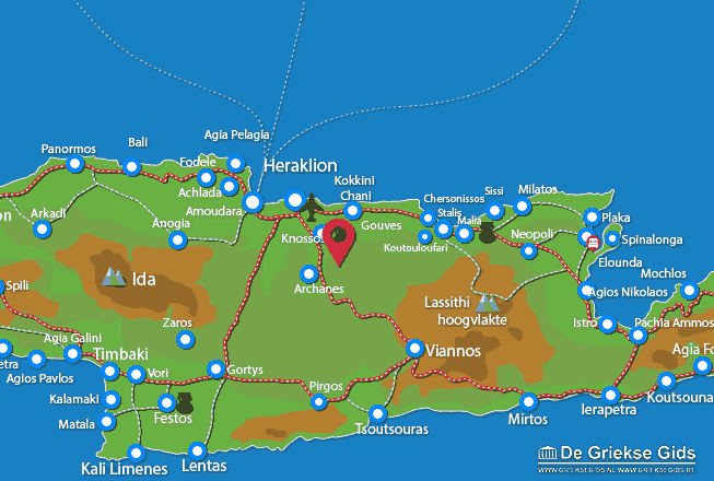 Map of Episkopi