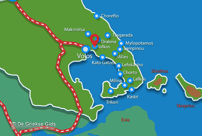 Map of Anakasia
