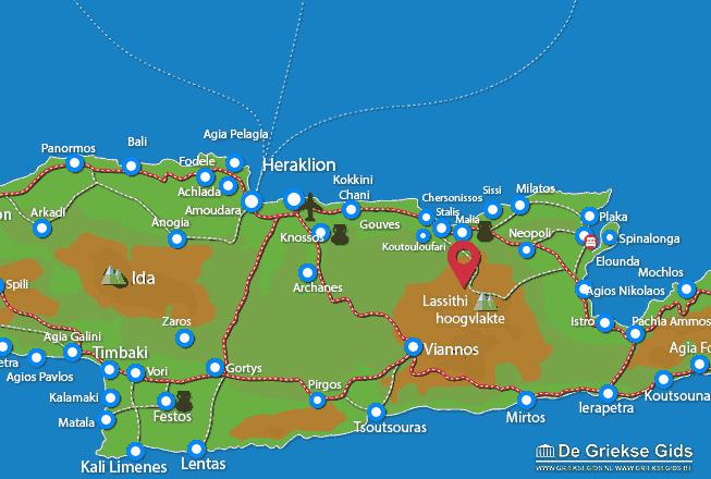 Map of Krasi