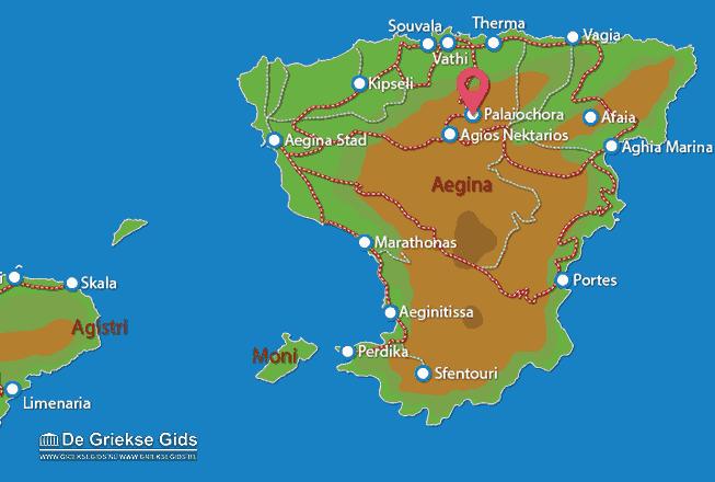 Greek Islands Temperature October