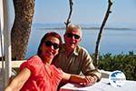Bryan and Henriette of Agistri Club  | Angistri (Agkistri) - Saronic Gulf Islands - Greece - Photo GreeceGuide.co.uk
