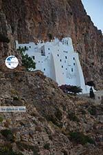 Hozoviotissa monastery - Island of Amorgos - Cyclades Photo 58 - Photo GreeceGuide.co.uk