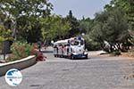 Small train near Acropolis of Athens of Athens Photo 1 - Photo GreeceGuide.co.uk