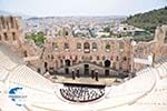 Herodes Atticus Theater near Acropolis of Athens of Athens Photo 3 - Photo GreeceGuide.co.uk