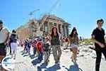 Schoolkinderen Parthenon Acropolis of Athens in Athens | Greece  Photo 1 - Photo GreeceGuide.co.uk