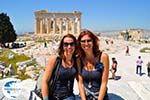 Poseren on the Acropolis of Athens | Parthenon Athens | Greece   - Photo GreeceGuide.co.uk