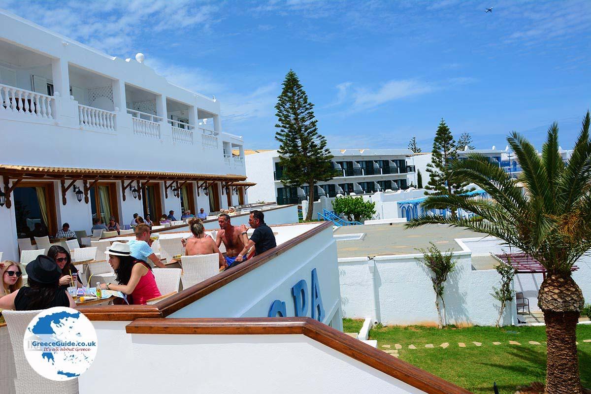 Good Restaurants On Beach In Hersonissos