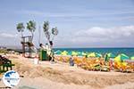 Heerlijk Sandy beach Agia Marina    Chania   Crete - Photo GreeceGuide.co.uk