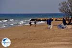 The beach between Agia Marina and Kato Stalos  | Chania | Crete - Photo GreeceGuide.co.uk