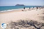 The beach of Platanias  | Chania | Crete - Photo GreeceGuide.co.uk