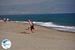 Sandy beach Platanias, near Kolymbari  | Chania | Crete - Photo GreeceGuide.co.uk