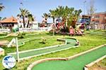 Midget golf in Platanias    Chania   Crete - Photo GreeceGuide.co.uk
