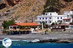Taverna and apartments at the beach of Agia Roumeli | Chania Crete | Greece - Photo GreeceGuide.co.uk