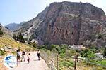The begin of the short Samaria-route in Agia Roumeli | Chania Crete | Greece - Photo GreeceGuide.co.uk