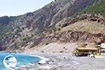 The sandy-pebble beach Agia Roumeli Photo 1 | Chania Crete | Greece - Photo GreeceGuide.co.uk