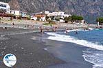 The sandy-pebble beach Agia Roumeli Photo 4 | Chania Crete | Greece - Photo GreeceGuide.co.uk