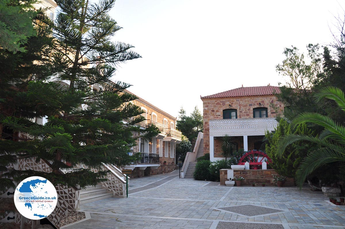 Chios town Chios Holidays in Chios town Greece Guide