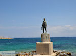 Statue of a sailor in Vrondados - Island of Chios - Photo GreeceGuide.co.uk