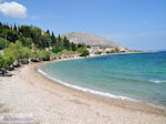 The quiet pebble beach Vrondados - Island of Chios - Photo GreeceGuide.co.uk