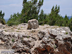 The stone of Homerus in Daskalopetra - Island of Chios - Photo GreeceGuide.co.uk