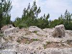 Homerus stone Daskalopetra - Island of Chios - Photo GreeceGuide.co.uk