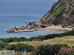Prive beach west coast  - Island of Chios - Photo GreeceGuide.co.uk