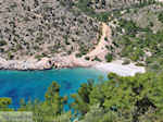 Secluded beach at the west coast  - Island of Chios - Photo GreeceGuide.co.uk