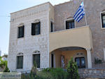 The city hall of Pyrgi - Island of Chios - Photo GreeceGuide.co.uk
