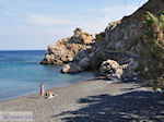 Mavra Volia beach in Emborios - Island of Chios - Photo GreeceGuide.co.uk
