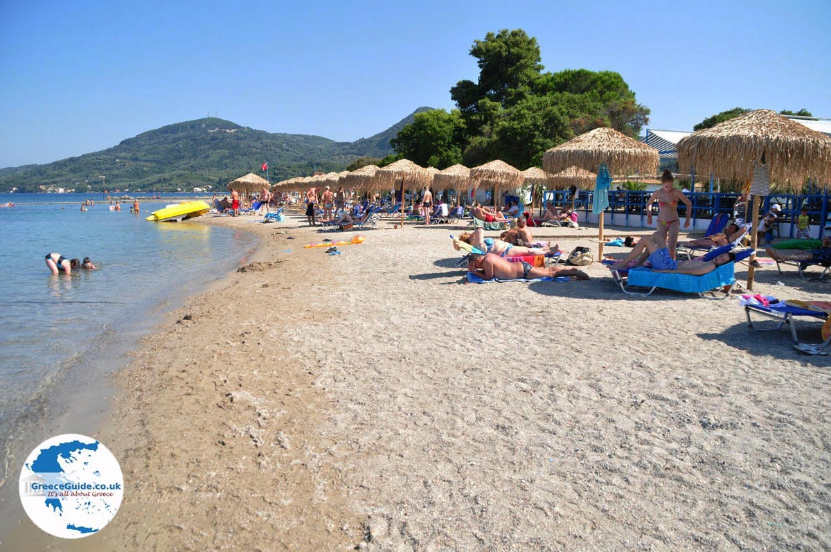 Moraitika Corfu