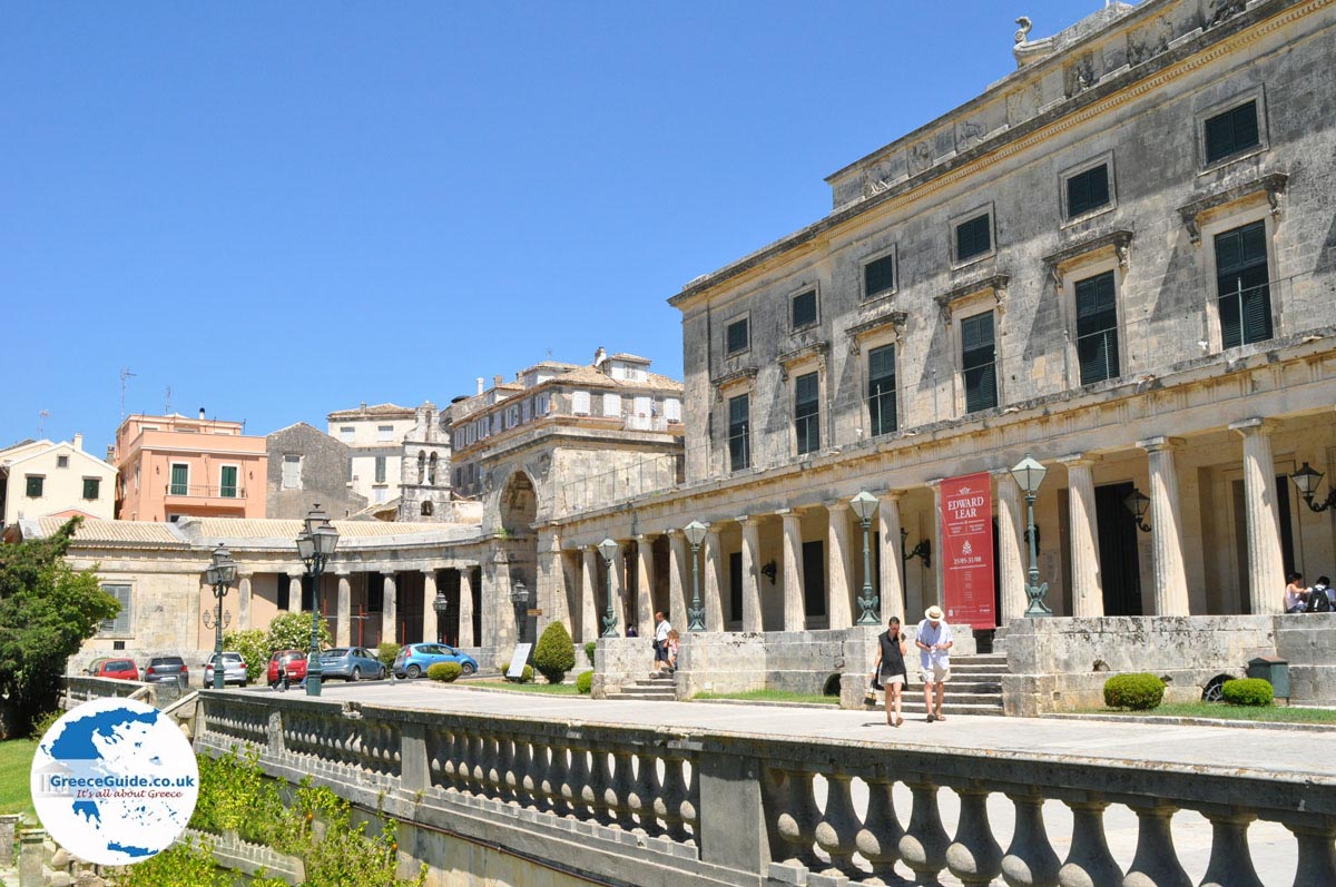 Hotels Near Corfu Town