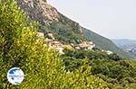 The small village Lakones near Paleokastritsa Corfu | Ionian Islands | Greece  - Photo 1 - Photo GreeceGuide.co.uk
