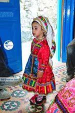 Traditionele klederdracht Olympos Karpathos | Greece  Photo 009 - Photo GreeceGuide.co.uk