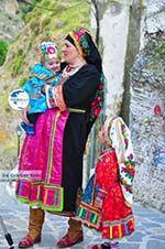 Traditionele klederdracht Olympos Karpathos | Greece  Photo 010 - Photo GreeceGuide.co.uk