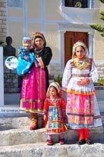 Traditionele klederdracht Olympos Karpathos | Greece  Photo 013 - Photo GreeceGuide.co.uk