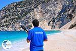 Myrtos beach - Cephalonia (Kefalonia) - Photo 57 - Photo GreeceGuide.co.uk