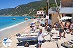 The beach of Agios Nikitas - Lefkada (Lefkas) - Photo GreeceGuide.co.uk