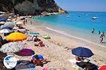The lively beach of Agios Nikitas - Lefkada (Lefkas) - Photo GreeceGuide.co.uk