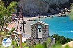 Klokketoren Agios Nikitas at zee - Lefkada (Lefkas) - Photo GreeceGuide.co.uk