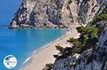 Egremni Sandy beach Photo 2 - Lefkada (Lefkas) - Photo GreeceGuide.co.uk