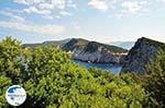 Steile rocks Cape Lefkatas - Lefkada (Lefkas) - Photo GreeceGuide.co.uk