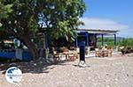 Taverna at the beach of Heraion (Ireon) - Island of Samos - Photo GreeceGuide.co.uk
