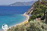 Tsamadou beach near Kokkari- Island of Samos - Photo GreeceGuide.co.uk