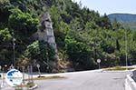 Ruine near the beach of Kokkari - Island of Samos - Photo GreeceGuide.co.uk