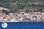 Samos town near The harbour of - Island of Samos - Photo GreeceGuide.co.uk