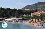 Gangou pebble beach Samos town - Island of Samos - Photo GreeceGuide.co.uk