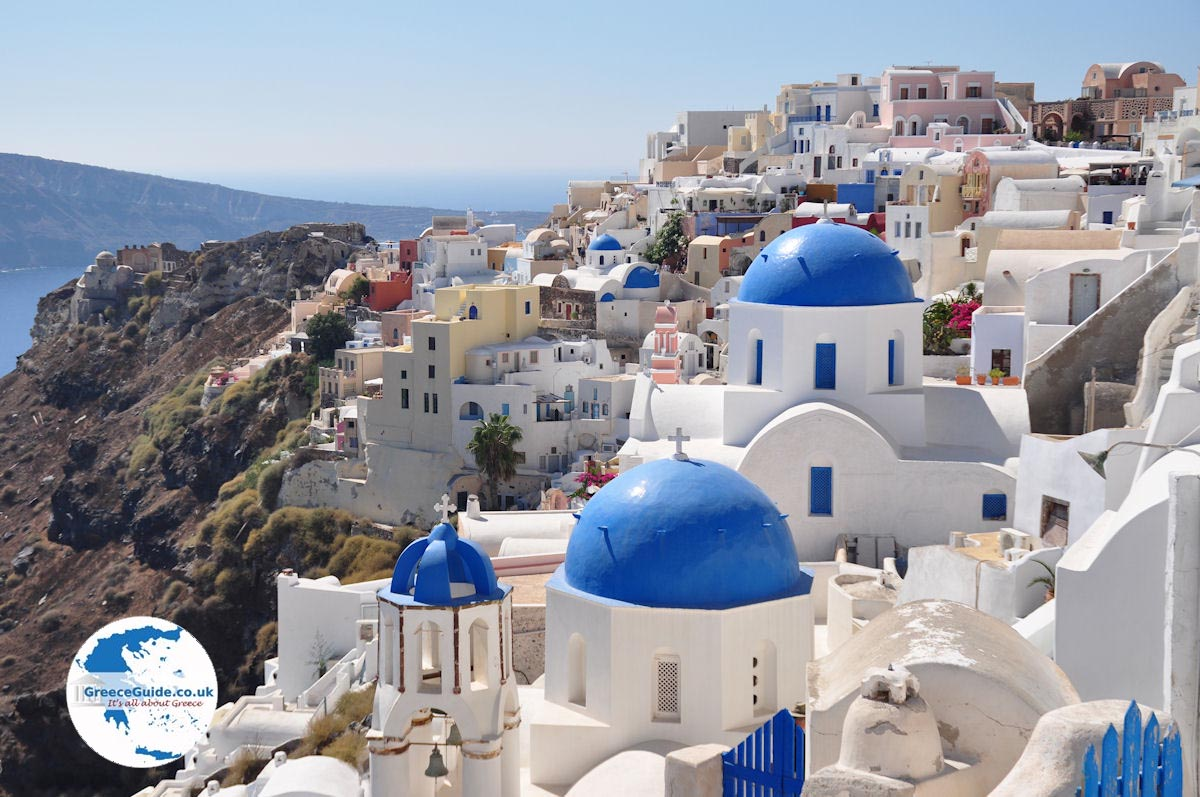 Oia Santorini | Holidays in Oia | Greece Guide