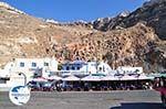 The harbour of Athinios Santorini (Thira) - Photo 16 - Photo GreeceGuide.co.uk
